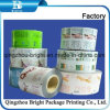 도매 Eco-Friendly 다채로운 인쇄 BOPP 플라스틱에 의하여 박판으로 만들어지는 포장 롤필름