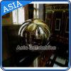Balão de espelho de seda inflável com efeito de reflexão para a decoração no Piso