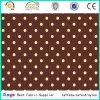 IL PVC dell'unità di elaborazione ha ricoperto il tessuto stampato PUNTINO 100% del poliestere per gli zainhi