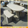 Sosta Chairs e giardino di Table Stone Table e Bench Decoration esterno