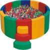 Горячие продажи коммерческих небольшой крытый игровая площадка для детей