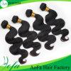 Горячие волосы Remy девственницы человека сбывания 100% для свободной волны