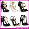 2015ヨーロッパのBrandsイタリアのDesign Latest Summer Woman SandalおよびHigh Heel Shoes (H621)