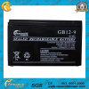 SolarStromnetz Use 12V 9ahh Deep Cycle Solar Gel Battery