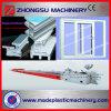 Chaîne de production à haute production de profil de PVC profils larges de panneau de porte de guichet de machine d'extrusion faisant la machine