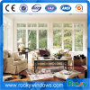 Fabbrica nei portelli di alluminio ed in Windows di formato standard del rifornimento della Cina