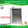 Machine universelle intelligente d'incubateur de poulet de volaille à vendre