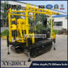 Xy 200cl Crawler Portable Water Well Drilling 및 Rig Machine