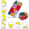 공장 생성 폴리에스테 Microfiber 이음새가 없는 담황색 관 Headscarf