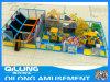 Nuovo Design Trampoline di Indoor Playground Play (QL-150506E)