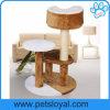Mobília quente do gato da árvore do gato do animal de estimação da venda do fabricante