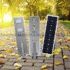 Prix de gros LED intégrée Rue lumière solaire 40W