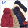 2015 Fashion POM POM трикотажные акриловые Beanie Шляпы