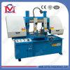 China Fabricante coluna dupla serra de fita Horizontal (GH4235)