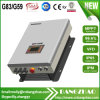 5500W (5.5HP) 380V-440V AC는 모터 MPPT 펌프 변환장치를 양수한다