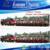 200 ton van de Hydraulische Modulaire Aanhangwagen, de Semi Aanhangwagen van de Vrachtwagen