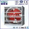 Ventilateur axial conduit rectangulaire avec obturateur (SF-G)