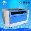 MDF PVC革アクリルのペーパー3Dレーザーの彫版機械価格