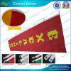 Drapeau fait sur commande de polyester pour la publicité extérieure (B-NF02F09020)