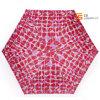 Paraguas estupendo portable/al aire libre el plegable colorido 3 de la lluvia ligera (YS-F3041B)