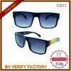 Decoração de metal Óculos de sol personalizados de plástico F7671