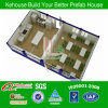 Préfabriqué/a préfabriqué/maison modulaire/mobile/portatif de conteneur