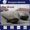 Ship marina Launching Airbags Comply con ISO 14409. Certificado por LR, ABS, CCS.