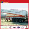 3 reboque da câmara de ar do tanque de gás comprimido do recipiente do eixo 26m3 40FT/CNG