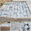 El granito o basalto/Pizarra/Bluestone Cubo de adoquines piedra para la pasarela/Garaje/Parking adoquines/Pavimentación