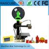 Принтер металла 3D Fdm DIY горячего сбывания консольный алюминиевый Desktop