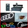 Maquinaria de madeira acrílica do CNC Engrver da mobília