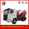 China HOWO 8m3 Cement Mixer Truck