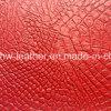 Hot Sale le vinyle PVC canapé en cuir pour Sellerie tissu (HW-243)