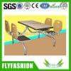 Самомоднейшие обедая таблица и стул для Kfc & Mcdonald (SF-89C)