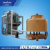 Fábrica en China Máquina de hielo de tubo de Myanmar con el servicio
