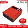 Ssp3111c 1-2kVAの太陽エネルギーインバーター組み込みPWM太陽料金のコントローラ