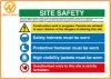 カスタム印刷のプラスチックトラフィックの危険信号