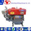 단 하나 실린더 해병 또는 선반 또는 농업 또는 발전기 또는 펌프 또는 광업 Water-Cooled 디젤 엔진