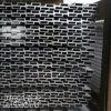 extrusion de l'aluminium 6063 6061 pour le profil en aluminium de fente de T