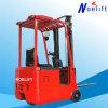 1ton 1.5ton 3wheels Electric Forklift Truck AC Motor