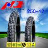 ECEによって証明される普及したパターンMoroco 250-17のオートバイのタイヤ