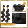 Дешевые кривой тела человеческого волоса Малайзия Virgin волосы продление Tfh-Nl0556