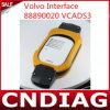 Volvo Scanner 88890020 Vcads3 Volvo Truck Diagnostic Tool с Development Mode