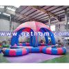 Belüftung-Plane-Kind-aufblasbares Pool/Wasser-Park-populäre Geräten-Unterhaltungs-aufblasbares Pool