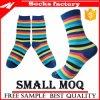 China-kundenspezifischer Socken-Hersteller, Mann-Form-Socken, Kleid-strickende Socken