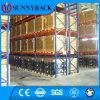 Prateleira seletiva personalizada do armazenamento do metal do armazém do projeto profissional