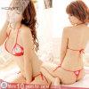Halter шнура g 2 части комплекта женское бельё горячего типа комплектов Бикини сексуального