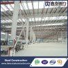 Premontar el almacén ligero de la estructura de acero