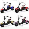 trotinette de Citycoco Harley com 3wheels