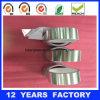 Cinta de acrílico basada solvente 63m m el x 100m del papel de aluminio de la alta calidad
